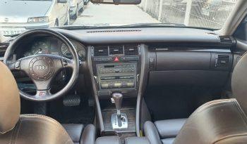 Audi S8 lleno