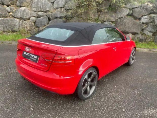 Audi A3 CABRIO 2.0 TDI AMBITION lleno