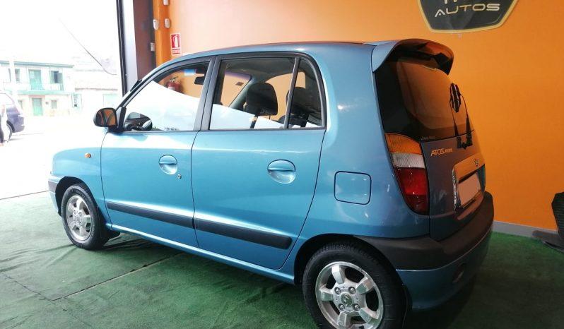 Hyundai Atos 1.0 lleno