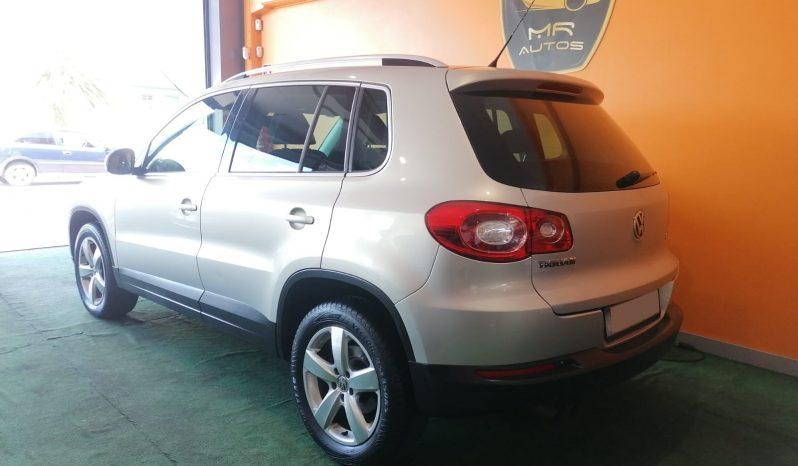 Volkswagen Tiguan 2.0TDi 140cv lleno