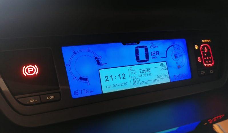 Citroen C4 Grand Picasso lleno